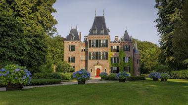 Jardines del Castillo de Keukenhof en Lisse