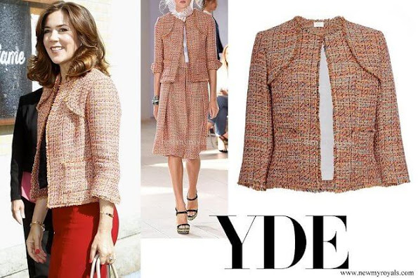 Princess Mary outfits Yde Copenhagen Jana Jacket