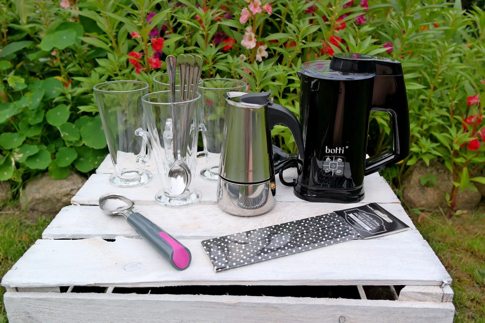 Akcesoria do przygotowania mrożonej kawy, dostępne w sklepie Garneczki