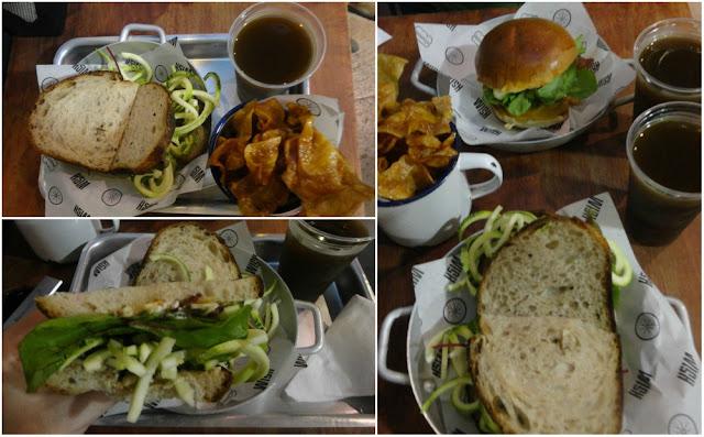 Onde comer no Rio de Janeiro? The Sanduwish Shop