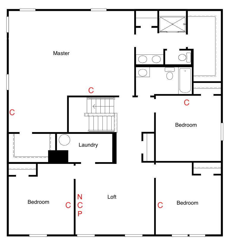 Building A Home From Afar: March 2015