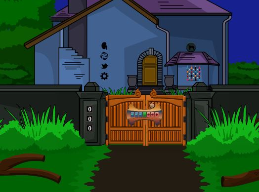 YolkGames Alone Village House Escape Walkthrough
