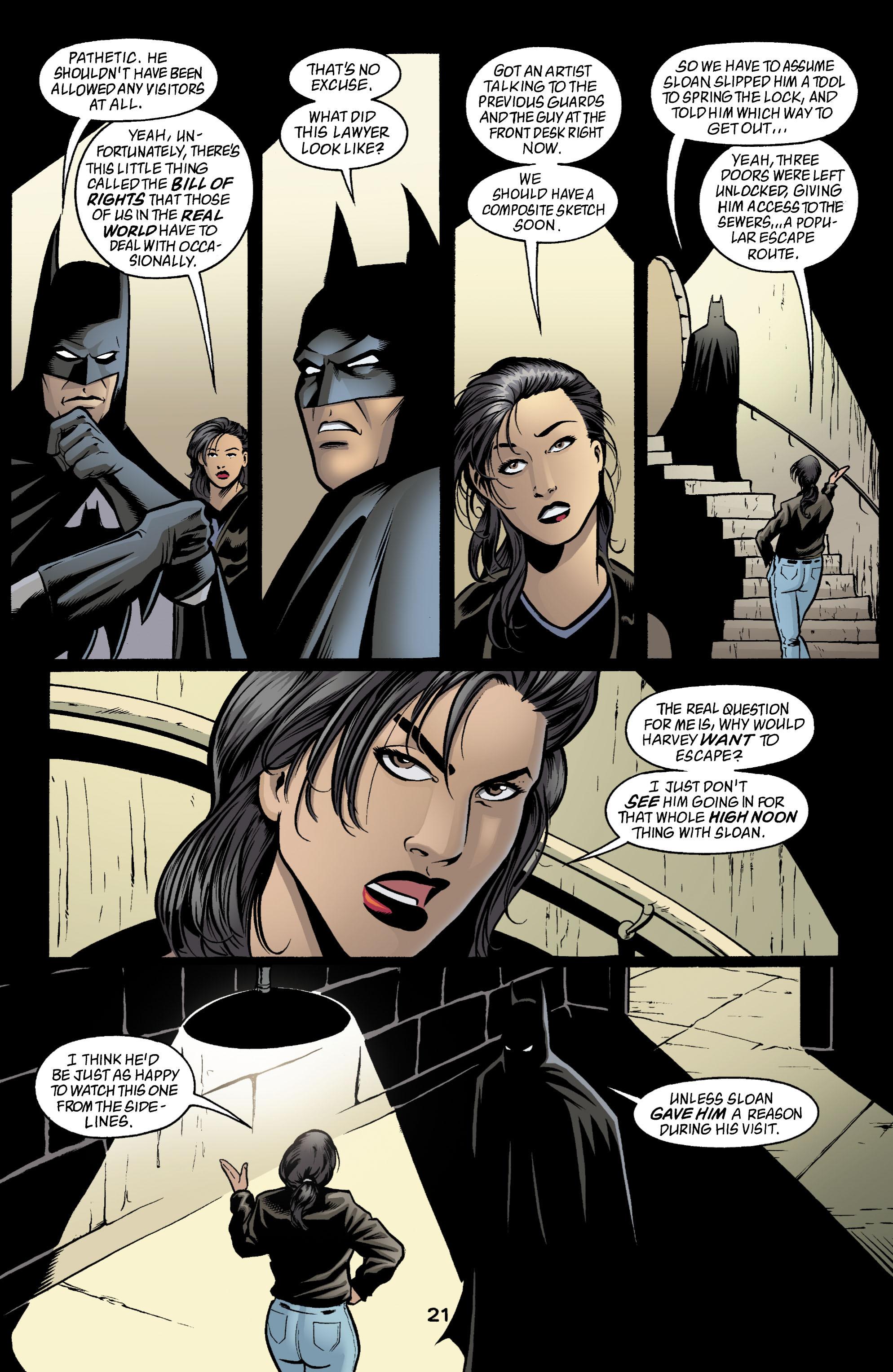 Detective Comics (1937) 781 Page 21