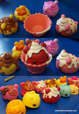 What are Num Noms children's scented collectible toys
