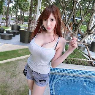 Gái xinh facebook hot girl Arisara Karbdecho