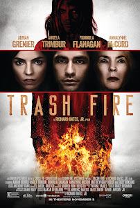 Trash Fire Poster