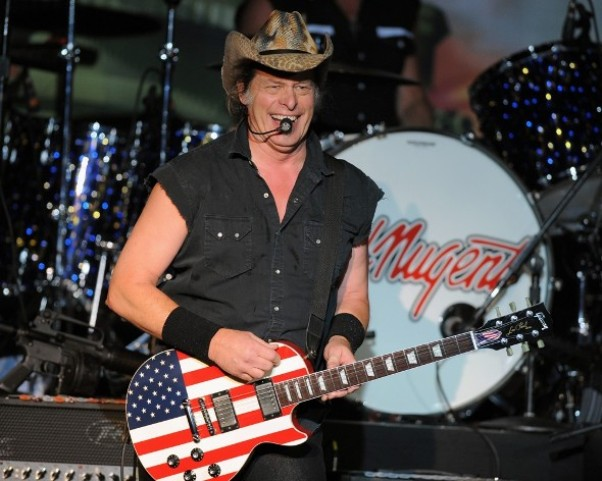 the classic rock music reporter ted nugent interview our first american rock and roll president. Black Bedroom Furniture Sets. Home Design Ideas