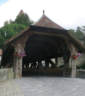 Fribourg - Vieille ville