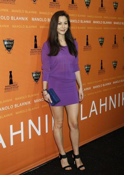 American asian celebrity