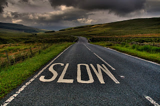 photo of: SLOW DOWN when teaching English Language Learners
