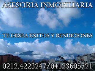 Milagros Fernàndez Asesor Inmobiliario 04165756318/04123605721  Sigue Adelante Inmobiliaria Milagros Fernandez, para que sigas BENDICIENDO a las personas que llega a ti...