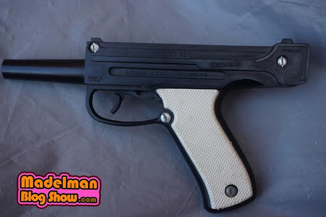 """Pistola de Juguete """"Chito 88""""  AUTOMATIC 300 de Ruymhere 55"""