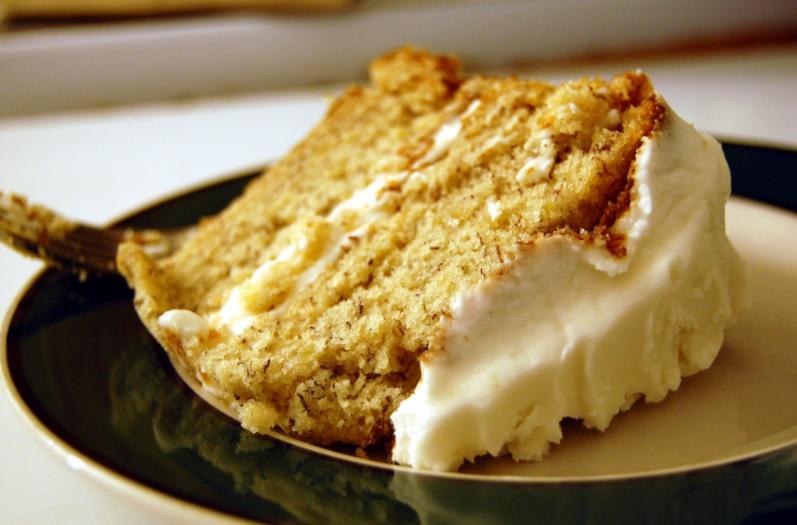 Ripe Breadfruit Cake Recipe
