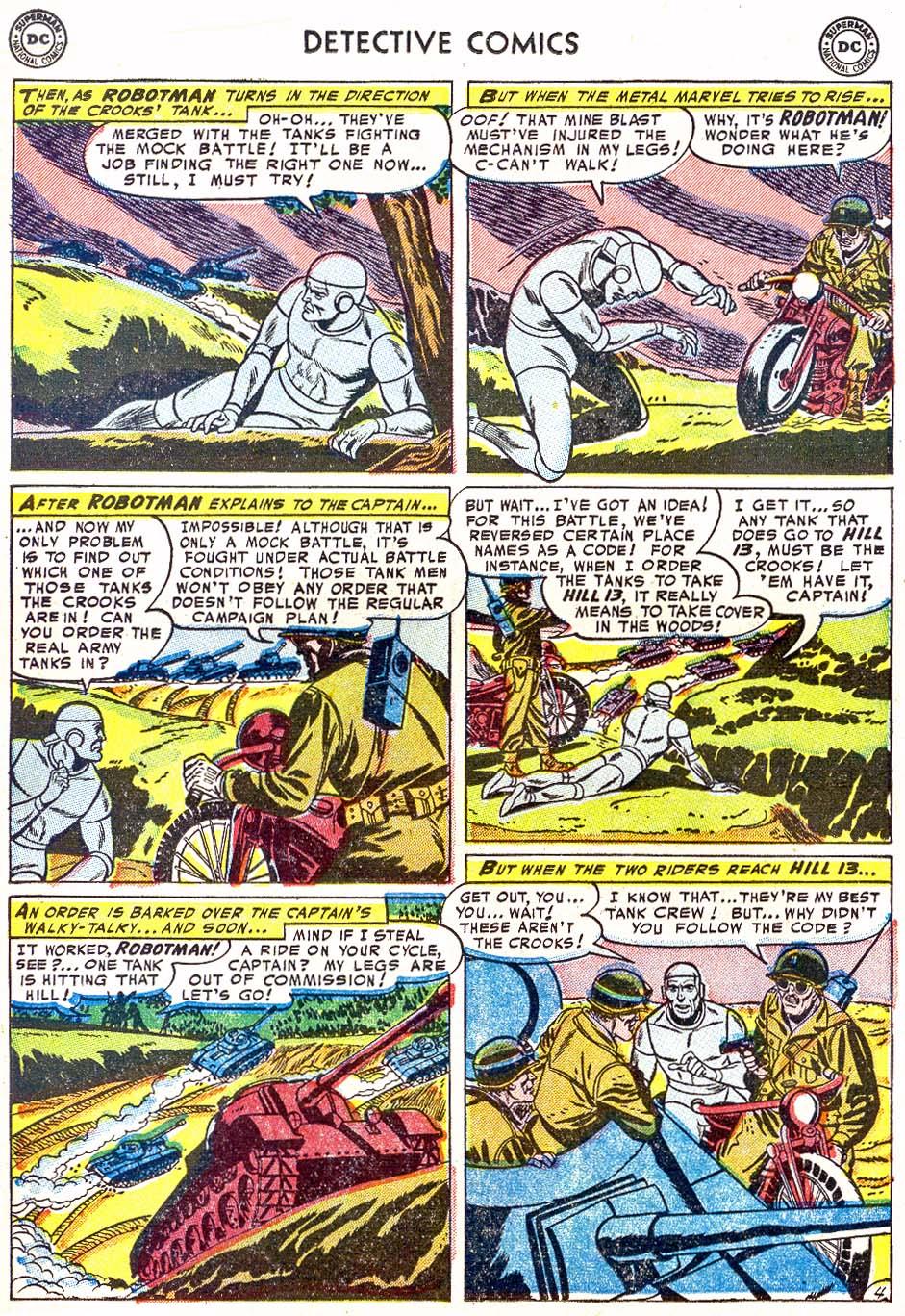 Detective Comics (1937) 202 Page 27