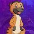 Games4King - Natty Cartoon Meerkat Escape
