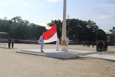 Kemenag Tanjungbalai Ikuti Upacara Hari Pahlawan Nasional Tahun 2016