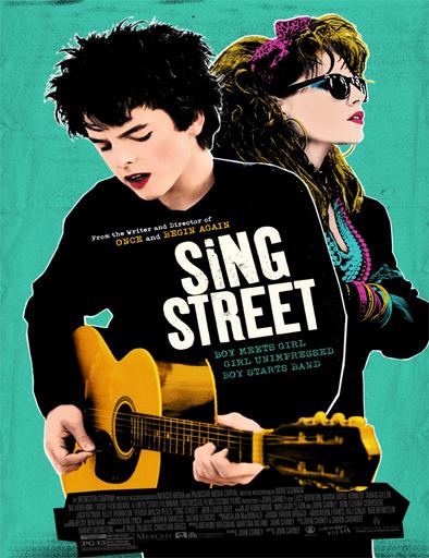 Ver Sing Street: este es tu momento (2016) Online