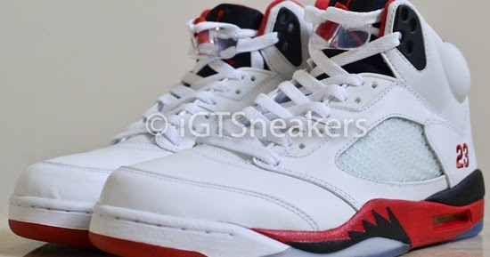 440562e714ac81 ... sale ajordanxi your 1 source for sneaker release dates air jordan 5  retro white fire red
