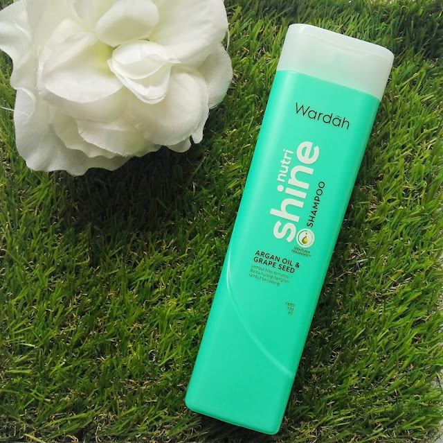 Review Wardah Shampoo All Varian - Nutri Shine