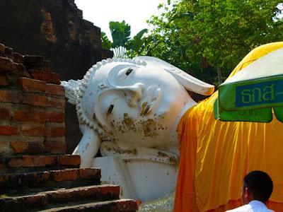 Ayutthaya Buddha Statues
