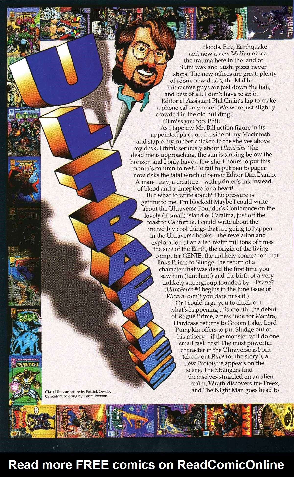 Read online Rune (1994) comic -  Issue #5 - 31
