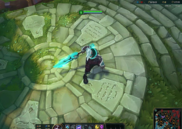 Mod Skin Ekko Under Project