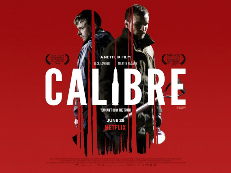calibre film poster