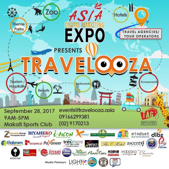 Regina Victoria Y. De Ocampo of Yamaha supports Travelooza