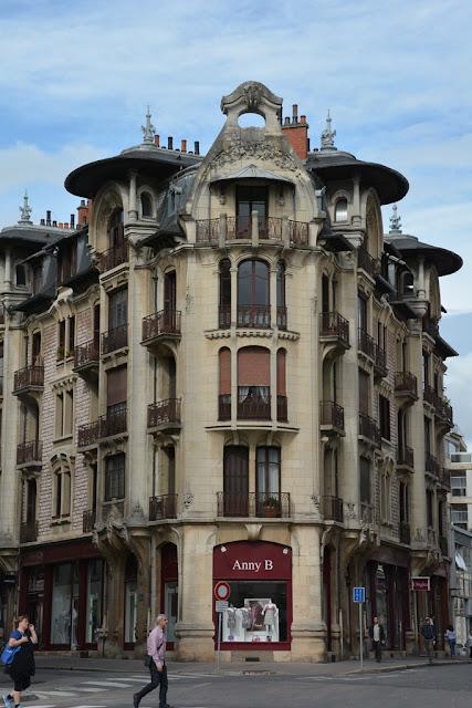 Dijon architecture