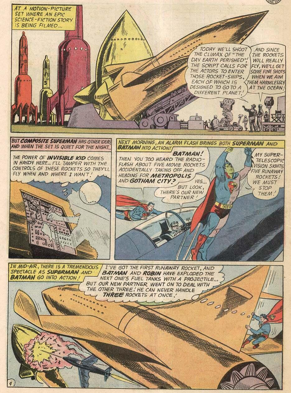 Read online World's Finest Comics comic -  Issue #142 - 6