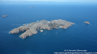 Arquipélago das Berlengas - Berlenga Grande, Cerro da Velha, Estelas e Farilhões