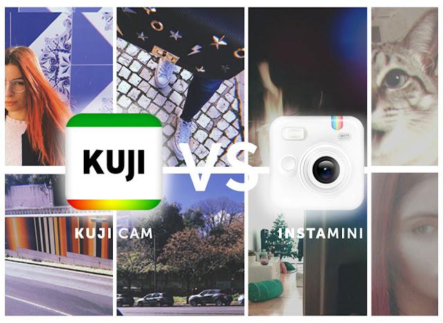 Kuji Cam VS InstaMini