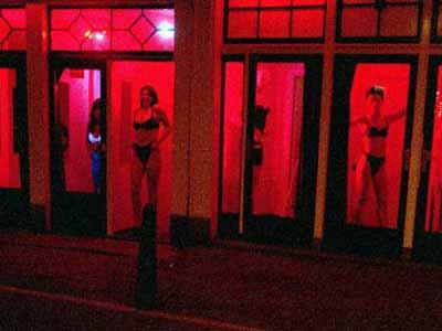 prostituée trottoir