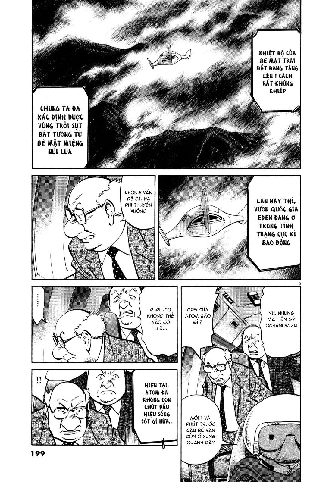 Pluto chapter 64 trang 8