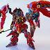"""Custom Build: HGUC 1/144 Kshatriya """"Warlock"""""""