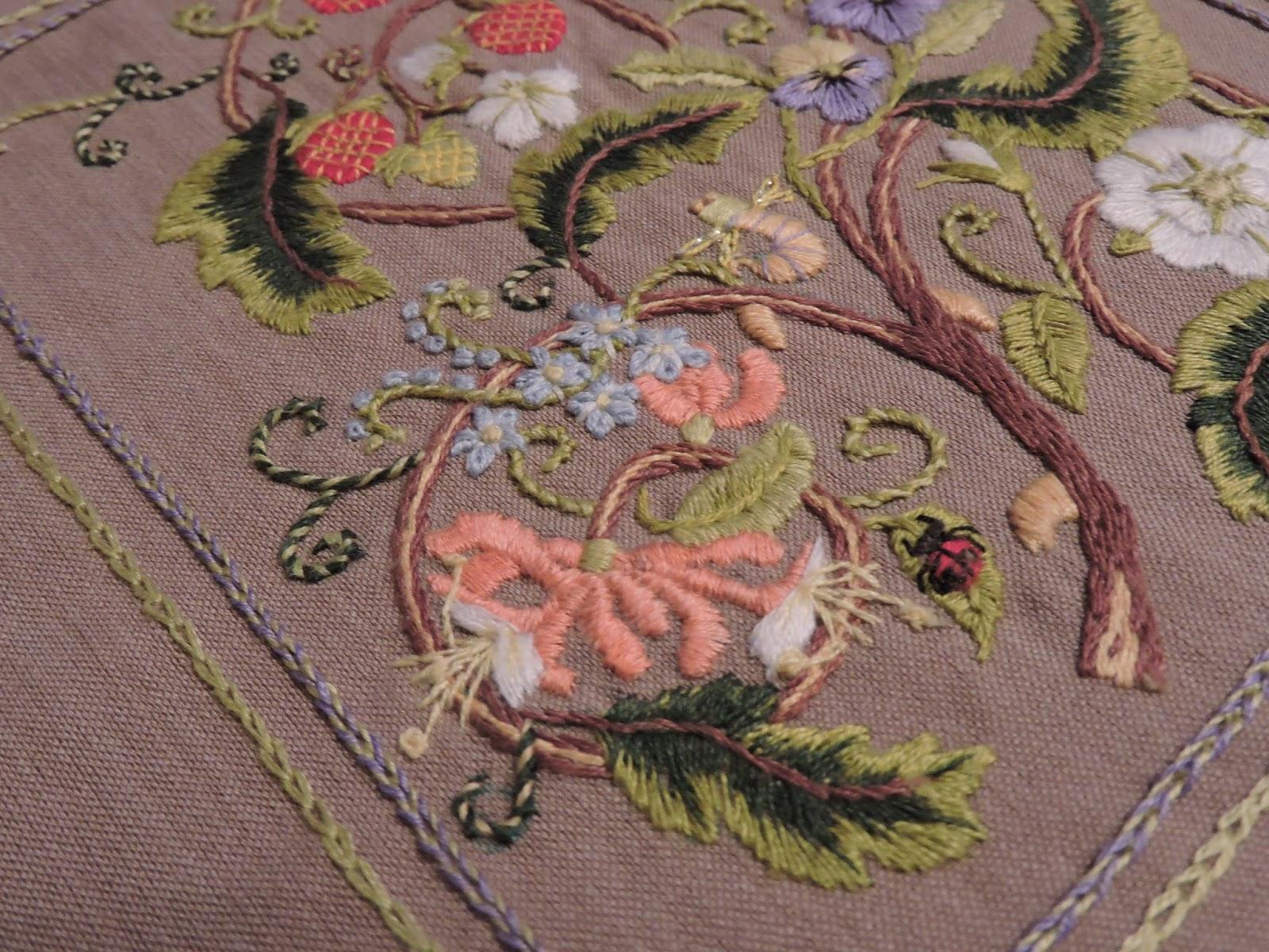 Елизаветинская вышивка что это такое