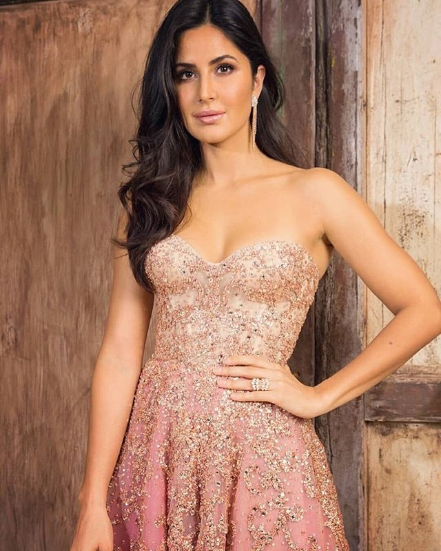 Bollywood Top Actress Katrina Kaif Instagram Pictures Viral