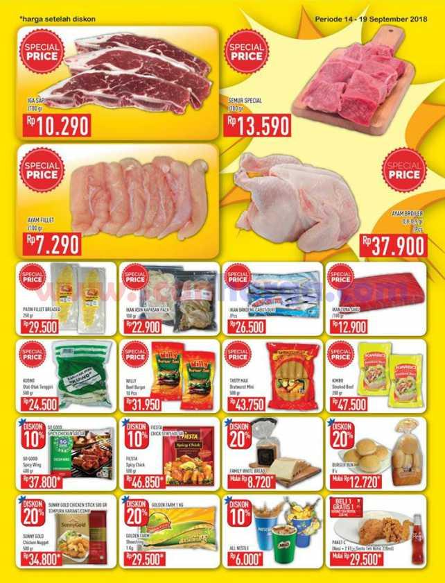 ... Katalog Promo Hypermart Weekday Terbaru 25 - 28 Februari 2019 ·  Hypermart Kitchen King  3b91850352