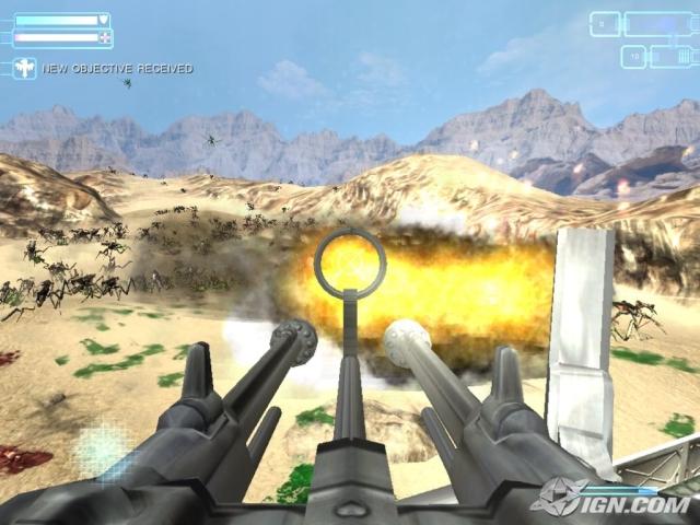 Starship Troopers PC Full Español