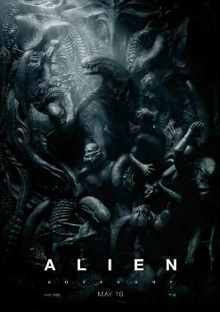 Alien Covenant 2017 BRRip 720p Tamil – Telugu