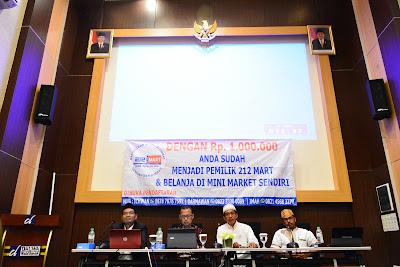Seminar HMJ EKSA Angkat Tagline Hukum Jual Beli Online