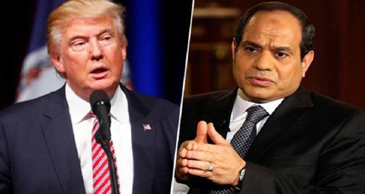 إدارة الرئيس الأمريكي الجديد دونالد ترامب تضع مصر ضمن الدول الارهابية