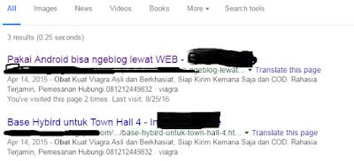 melanggar kebijakan google adsense