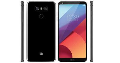 Detalles Smartphone LG G6