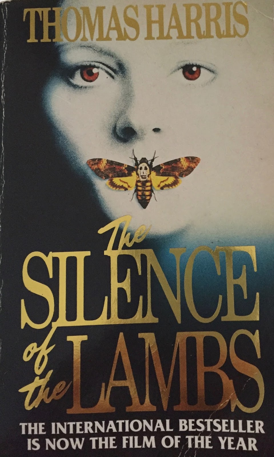 a review of thomas harriss novel silence of the lambs Thomas harris (1988) 'the silence of the lambs', first edition signed to the title page published by st martin's press in the usa the basis for the iconic movie (1990) with the stellar cast.