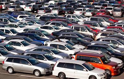 Ketika kita sedang mengunjungi sentra perbelanjaan atau kawasan Dengan Google Now, Anda Bisa Menemukan Mobil Dengan Cepat Di Tempat Parkir