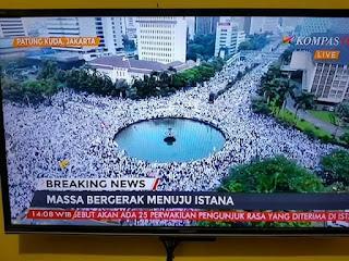 Umat Islam Siapkan Aksi Lebih Besar