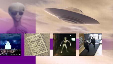 MANIFESTASI UFO dan ALIEN DI BUMI