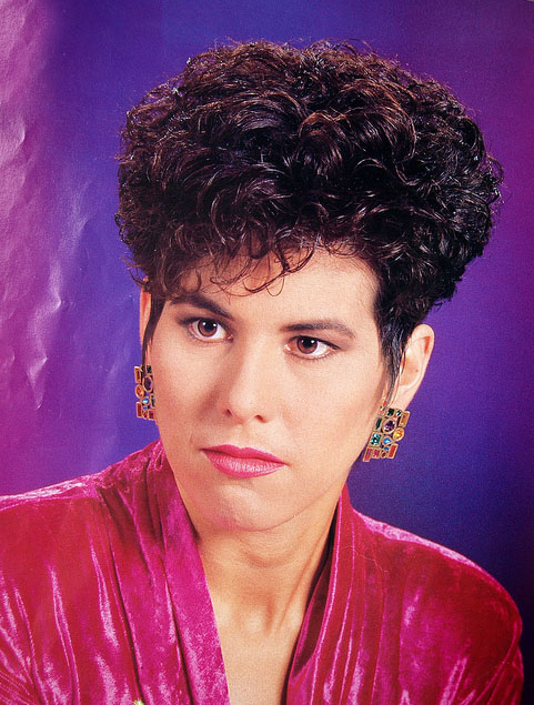 Celebrity Hairstyle: Short Styles of the 80's