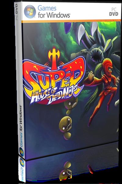 Super House of Dead Ninjas PC Full Ingles 2013